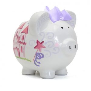Magic Fairy Piggy Bank