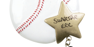 Sports Related Ornaments