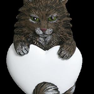 Cat w/Heart 544