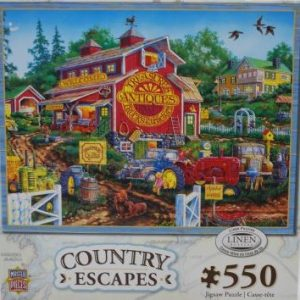 Country Escapes Puzzle