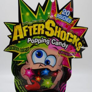 After Shocks Popping Candy